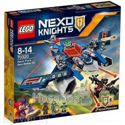 """Конструктор LEGO """"Повітряний Страйкер Аарона"""" 70320"""