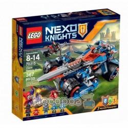 """Конструктор LEGO """"Громоклин Клэя"""" 70315"""