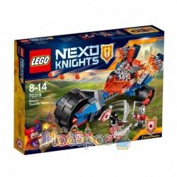 """Конструктор LEGO """"Громова булава Мэйси"""" 70319"""