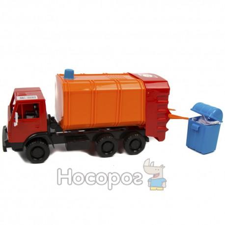 Мусорозбірна машина Х1 405