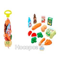Набор продуктов в сетке 000950