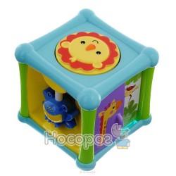 Игровой кубик со зверушками Fisher-Price 328525