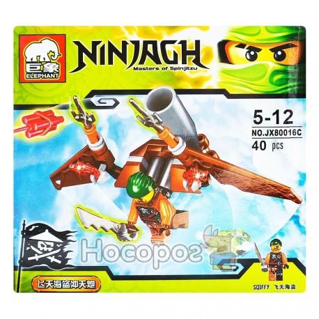 """Фото Конструктор """"Brick"""" """"NINJAGO"""" JX80016"""