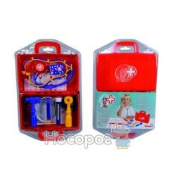 Набор врача в чемодане Simba 554 8763