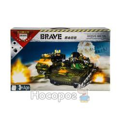 Конструктор 1113829 Военная машина и танк