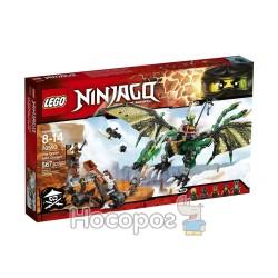 "Конструктор LEGO ""Зелений дракон NRG"" 70593"