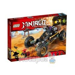 """Конструктор LEGO """"Горный внедорожник"""" 70589"""