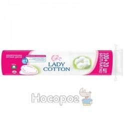 Ватные диски Lady Cotton 100+20 шт (4744246013023)
