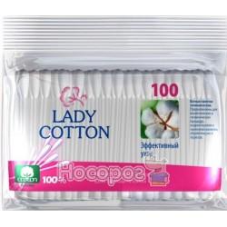 Ватные палочки Lady Cotton 100 шт (4820048487351)
