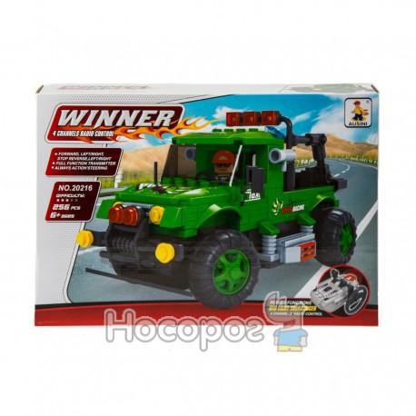 Конструктор В 992378 Winner (256 деталей)