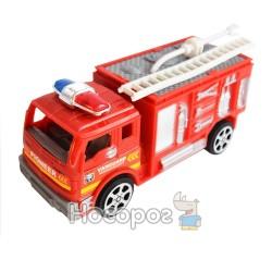 Пожарная машина инерционная HR358