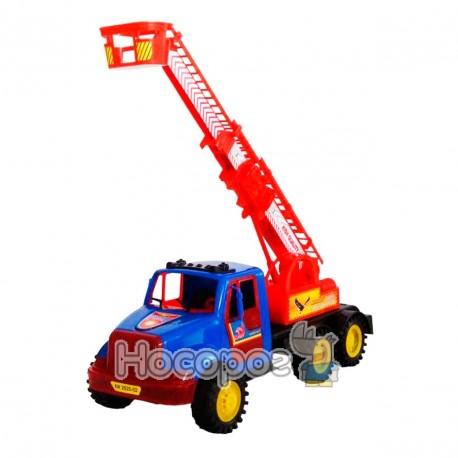Машина Дампер Пожежна машина KW-13-004-1