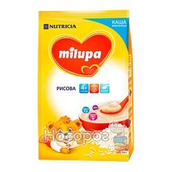 "Каша молочная сухая быстрорастворимая ""Milupa"""