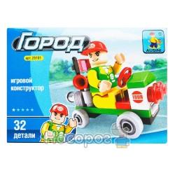 """Конструктор """"Brick"""" """"Спортивна машина"""" 25101 Кон5101"""