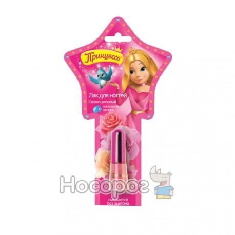 Фото Лак для нігтів Принцеса Світло-рожевий дитячий