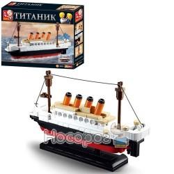 """Конструктор SLUBAN """"Titanic"""" M38-B0576"""