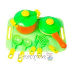 Посуда с подносом KW04-427