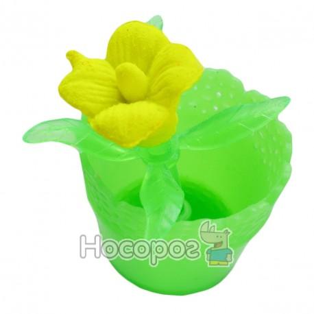 Фото Вырастайка цветок в горшке, маленький №8087