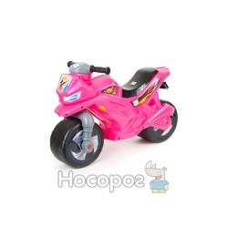 Мотоцикл двоколісний Оріон 501 рожевий