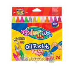 Олівці кольорові 36085PTR