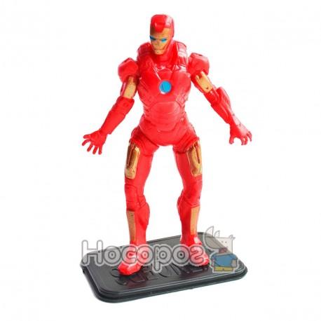 """Фото Набір іграшок """"Супергерої"""" 16 (планшет) 848091 Різ8091"""