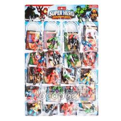 """Набір фігурок """"Супергерої"""" 869305"""