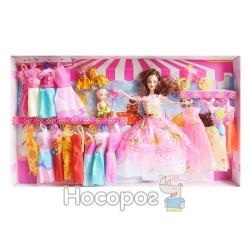 Кукла с одеждой 6688-3
