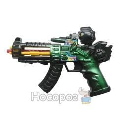Пистолет музыкальный 212