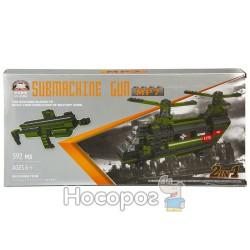 Конструктор В 1138207 Военный автомат (592 детали)