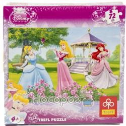 """Пазли """"Принцесса в саду"""" / Disney"""