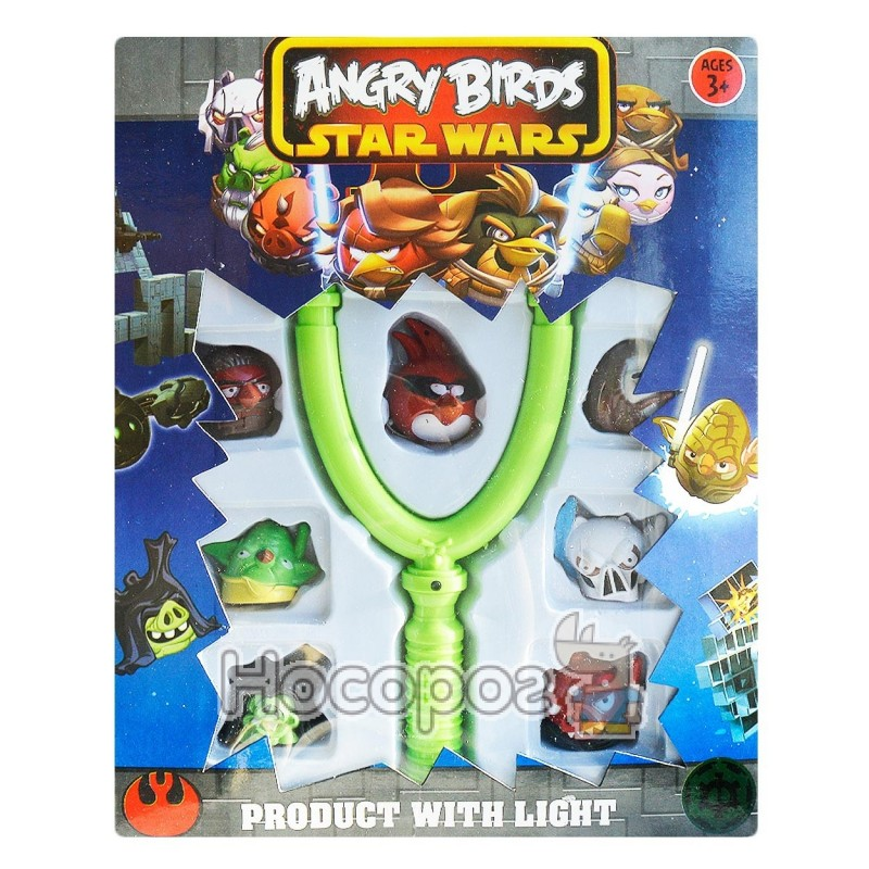 "Фото Набор игрушек ""ANGRY BIRDS"" 699-58"
