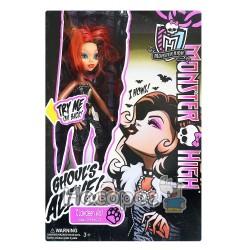 "Лялька ""Monster High"" T1075 з аксесуарами"