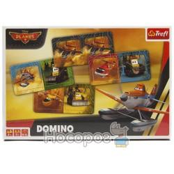 01152 Игра - Домино Литачки 2 - Disney Planes 2