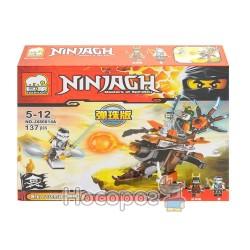 "Конструктор ""Brick"" ""NINJAGH"" JX80014"