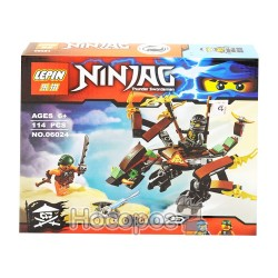 "Конструктор ""Brick"" ""NINJAGH"" 06024"