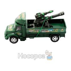 Машина Грузовик військовий інерц. (ковпак) 1120-2 Маш1202