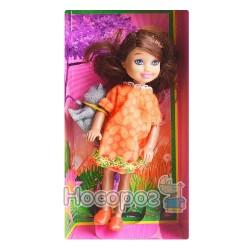 Лялька з кольоровим волоссям KL008-2/KL008-5