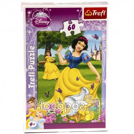 "Пазл ""Бабочки и Белоснежка"" Disney"