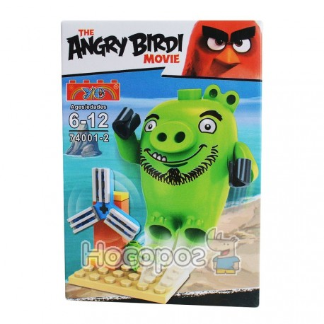 "Фото ""Brick "" ""Angry Birds"" (коробка 16 шт.) 74001"