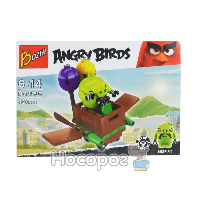 "Фото ""Brick "" ""Angry Birds"" 115"