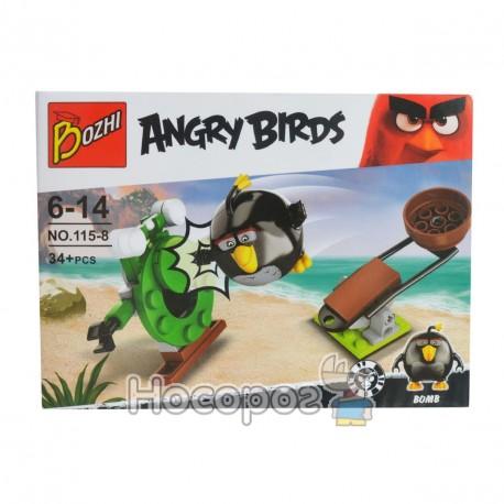"""Brick "" ""Angry Birds"" 115"
