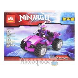 "Конструктор ""Brick"" ""NINJAGO"" 82001"