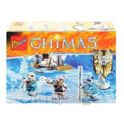 "Конструктор ""Brick"" ""CHIMA"" 9721"
