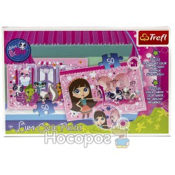 "Пазл Lumi Color ""Домашні звірятка"" Hasbro, Littlest Pet Shop"