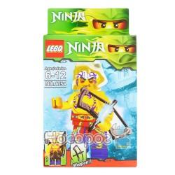 "Конструктор ""Brick"" ""NINJA"" 1754-1 7541"