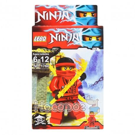 "Фото ""Brick"" ""NINJA"" (коробка) 1760-1 7601 р.33х24,5х26см."