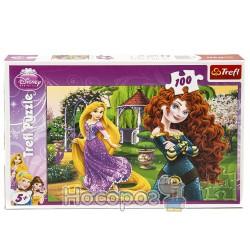 "Пазл ""Задорнов Принцессы"" Disney, Принцессы"