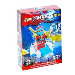Конструктор Ниндзяго 3D 34901-34906