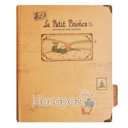 Блокнот 399793 Маленький принц з металевим кутом