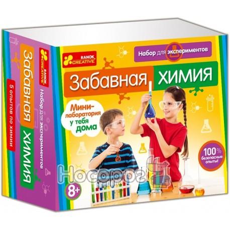 """Набор для экспериментов """"Забавная химия"""" (0308)"""